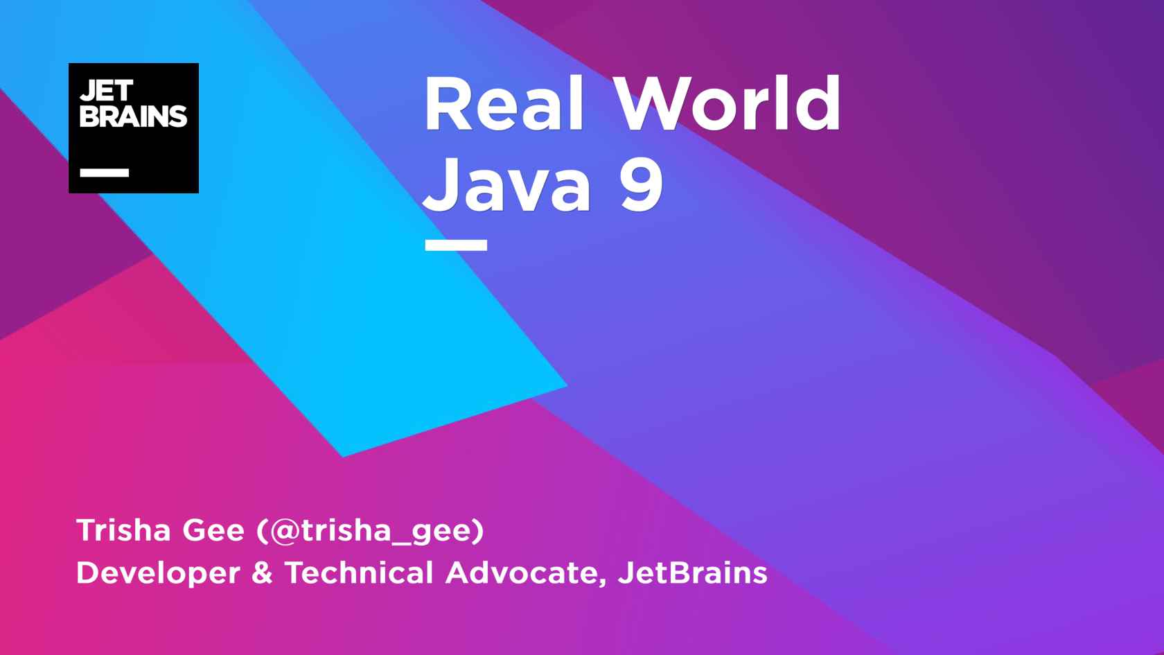 Real World Java EE Patterns--Rethinking Best Practices