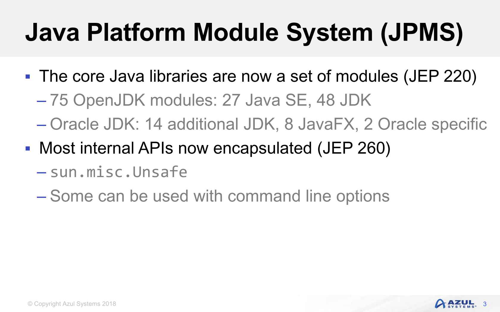 JDK 9, 10, 11 and beyond: Delivering New Features to the JDK