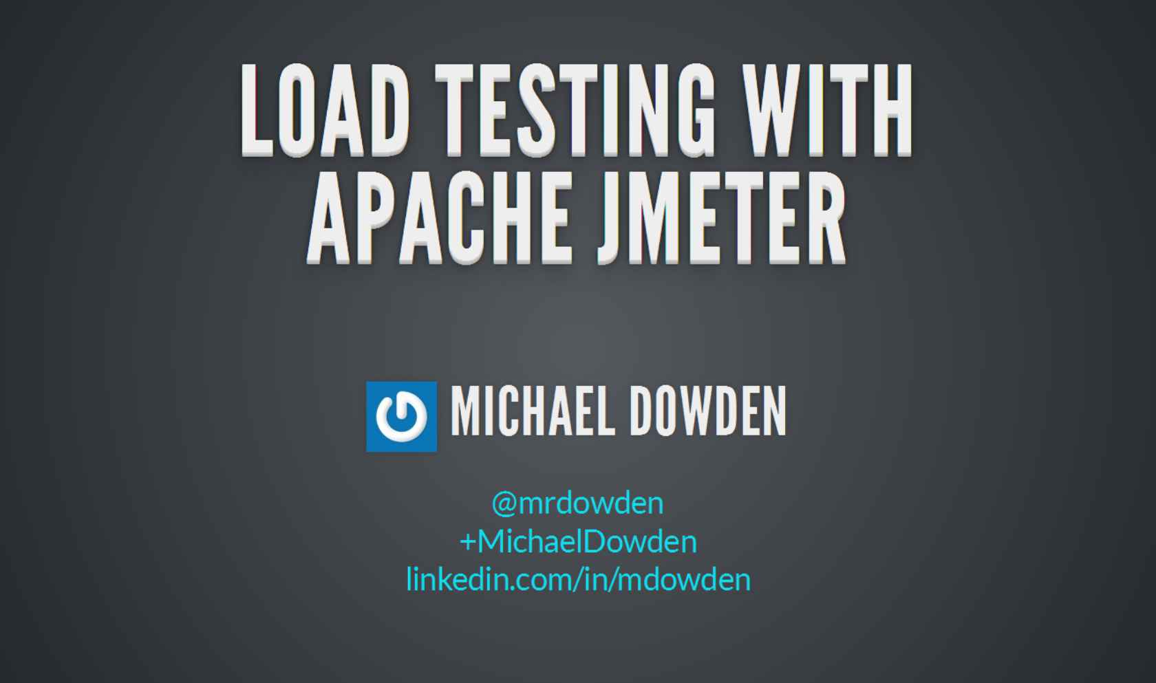 Web & Database Load Testing with JMeter