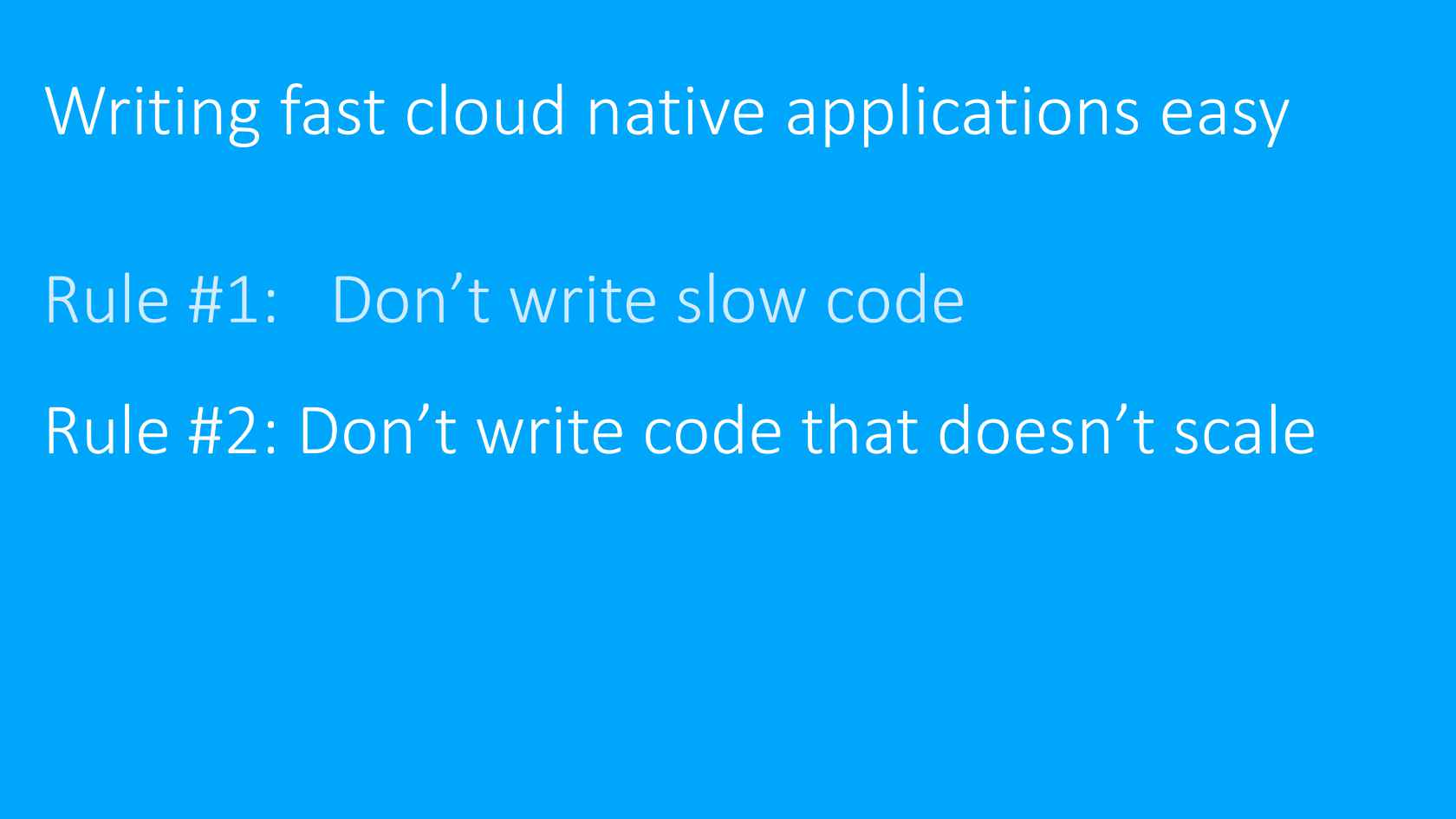 The Journey To Becoming Cloud Native A Three Step Path To