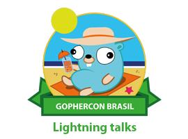 Lightning talks sobre a linguagem Go