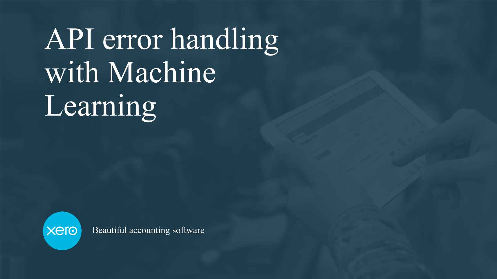Machine Learning Your Way to Smarter API Error Responses