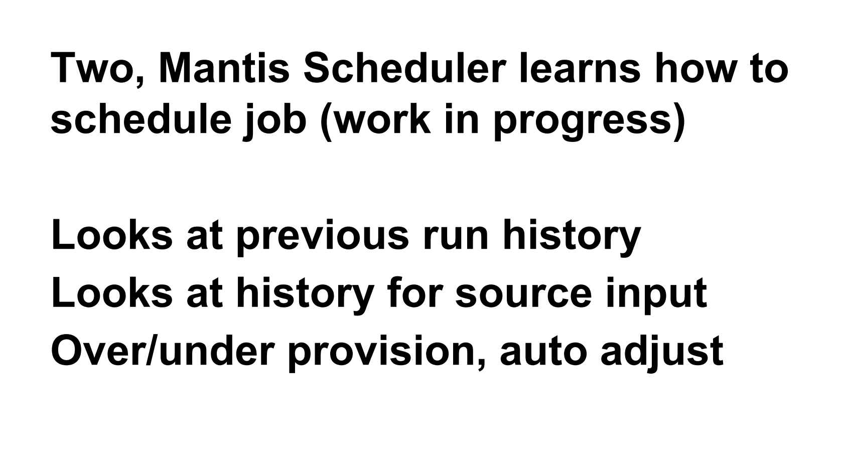 Mantis Netflixs Event Stream Processing System