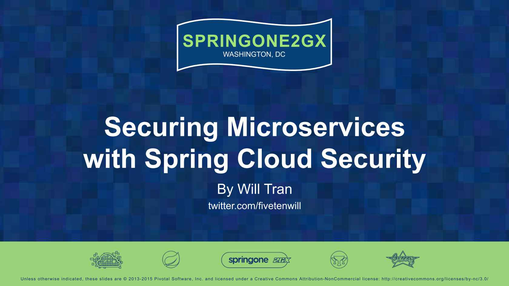 Securing Microservices with Spring