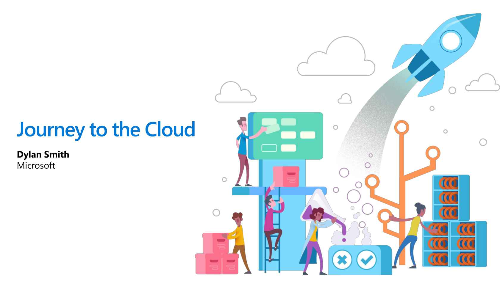 Journey to Cloud Architecture