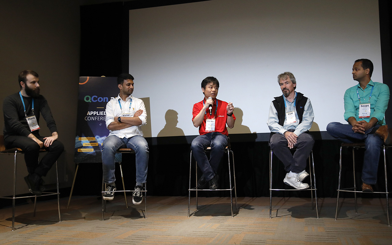 Panel: First Steps with Machine Learning