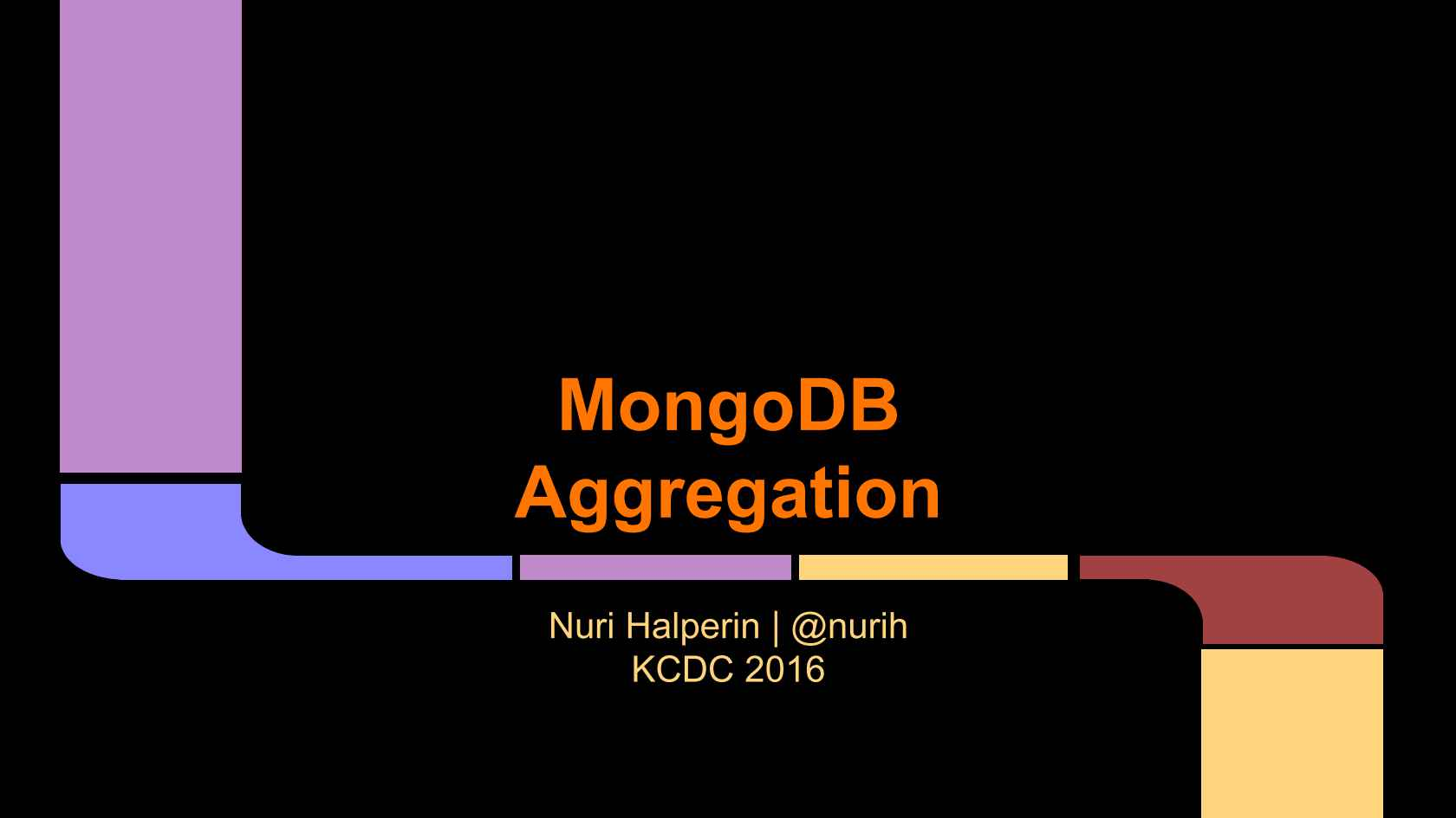 MongoDB Aggregation - Going Way beyond the Query