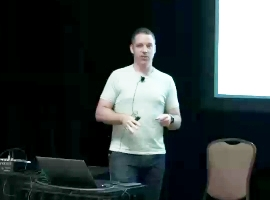 Presentation: Getting from Monolith to Microservices