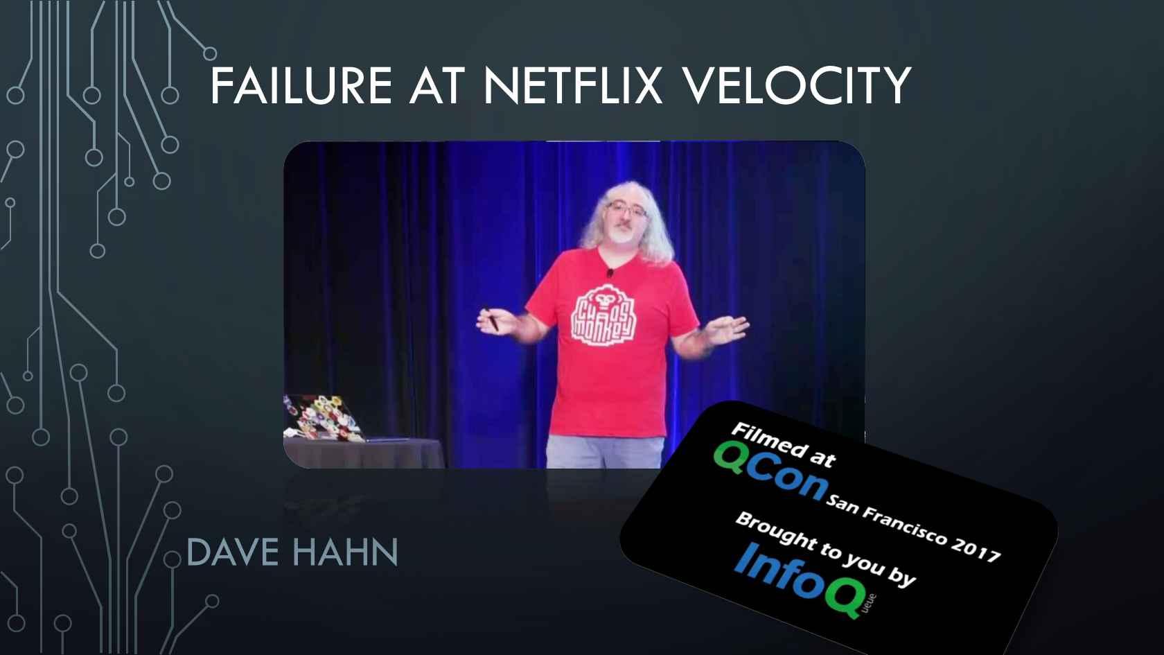 Incident Management at Netflix Velocity