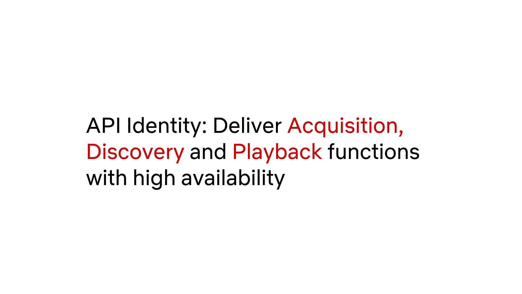 Netflix Play API - An Evolutionary Architecture