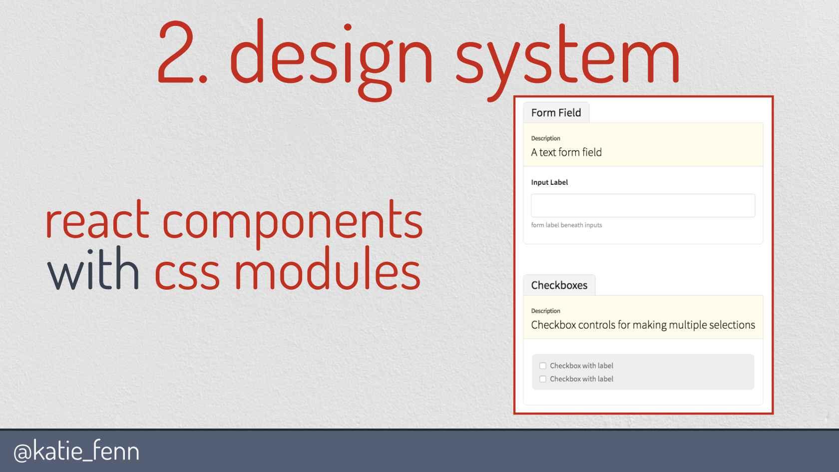 Reinventing npmjs com