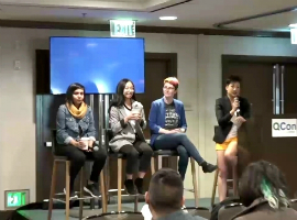 Using Technology to Protect Against Online Harassment Panel