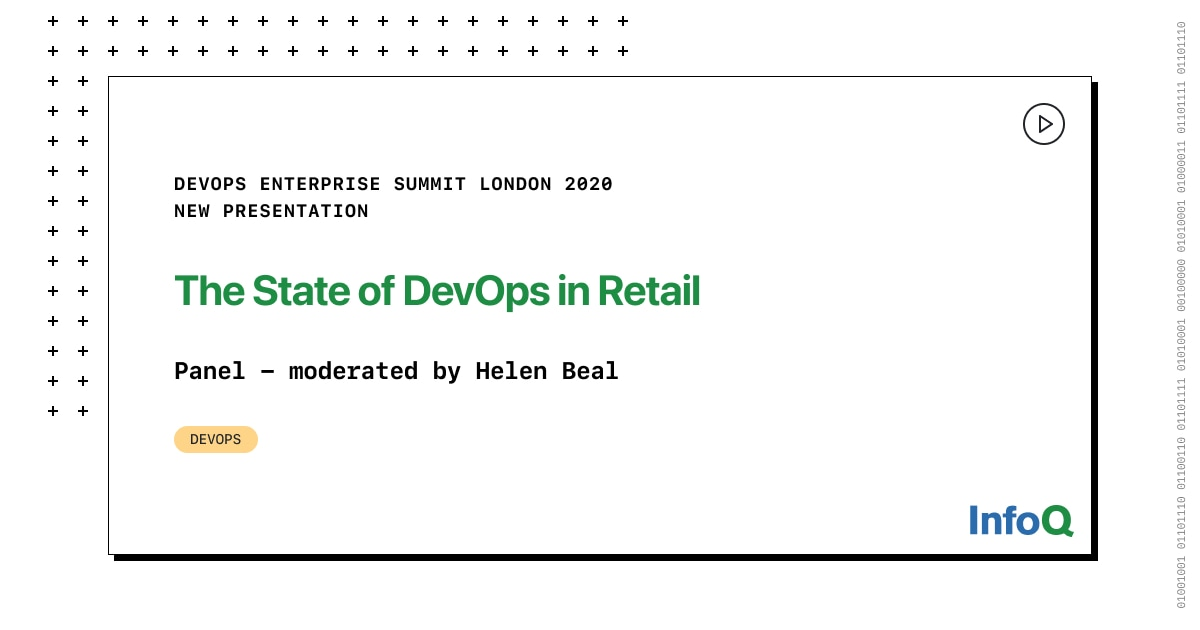 Panel: The State of DevOps in Retail