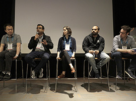 Panel: Predictive Architectures in Practice
