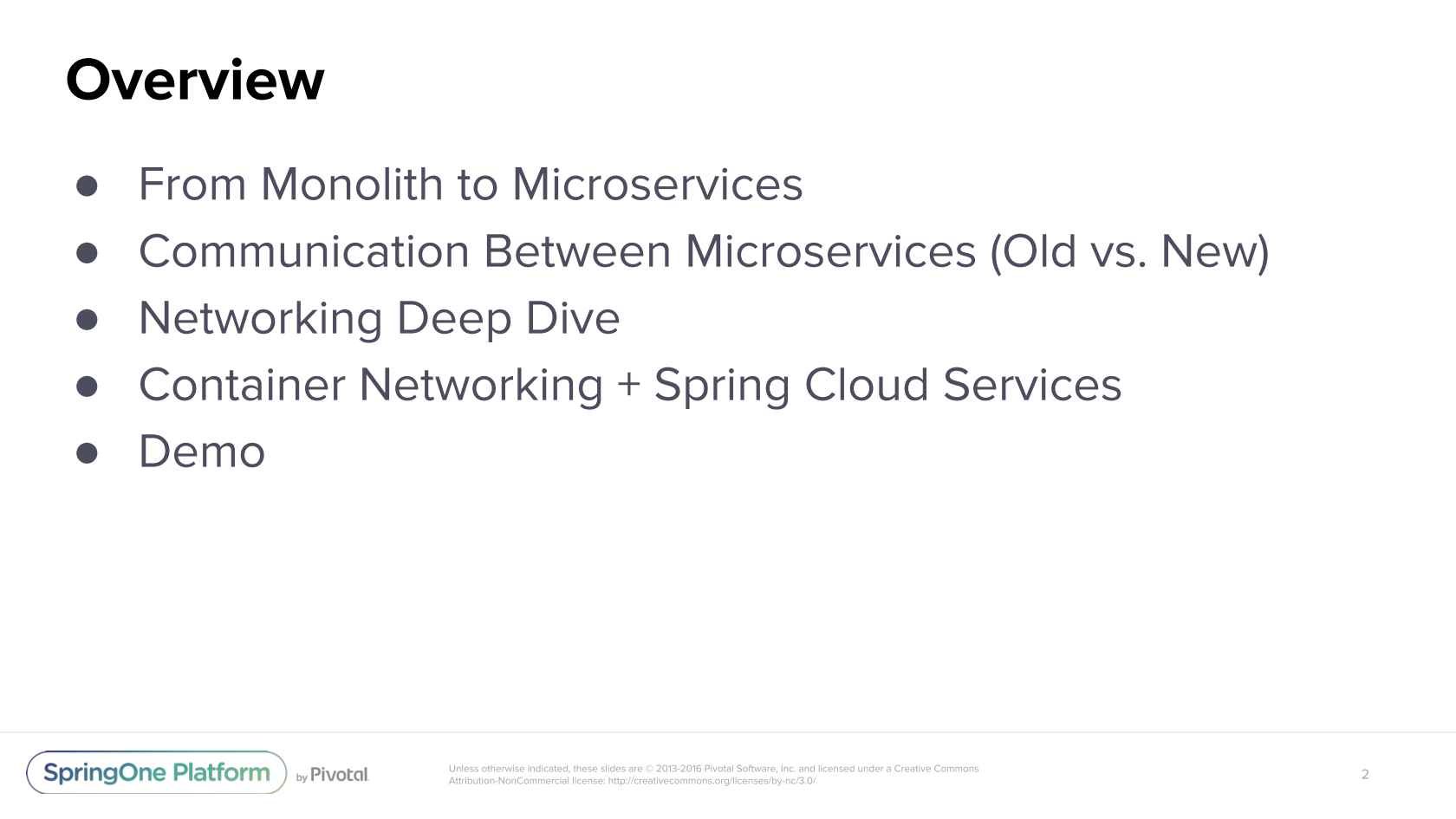 Cloud Foundry Networking: Enabling Direct Communication for
