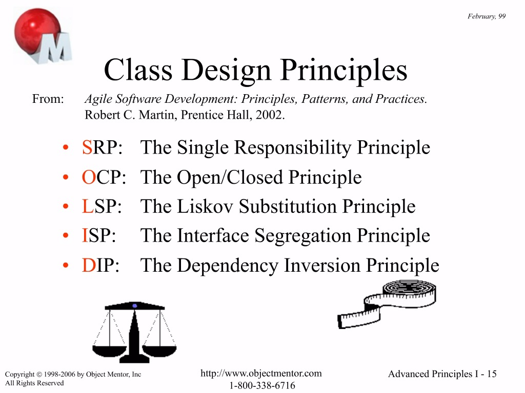 The Principles Of Agile Design