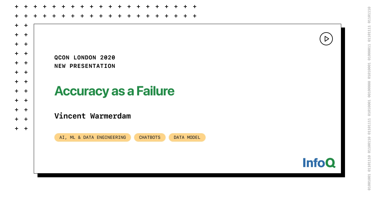 Presentation: Accuracy as a Failure - RapidAPI