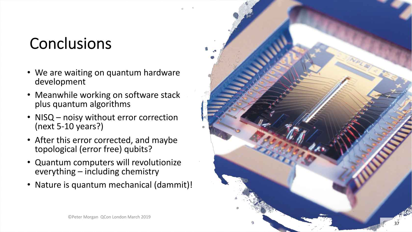 Using Quantum Computers to Simulate Chemistry
