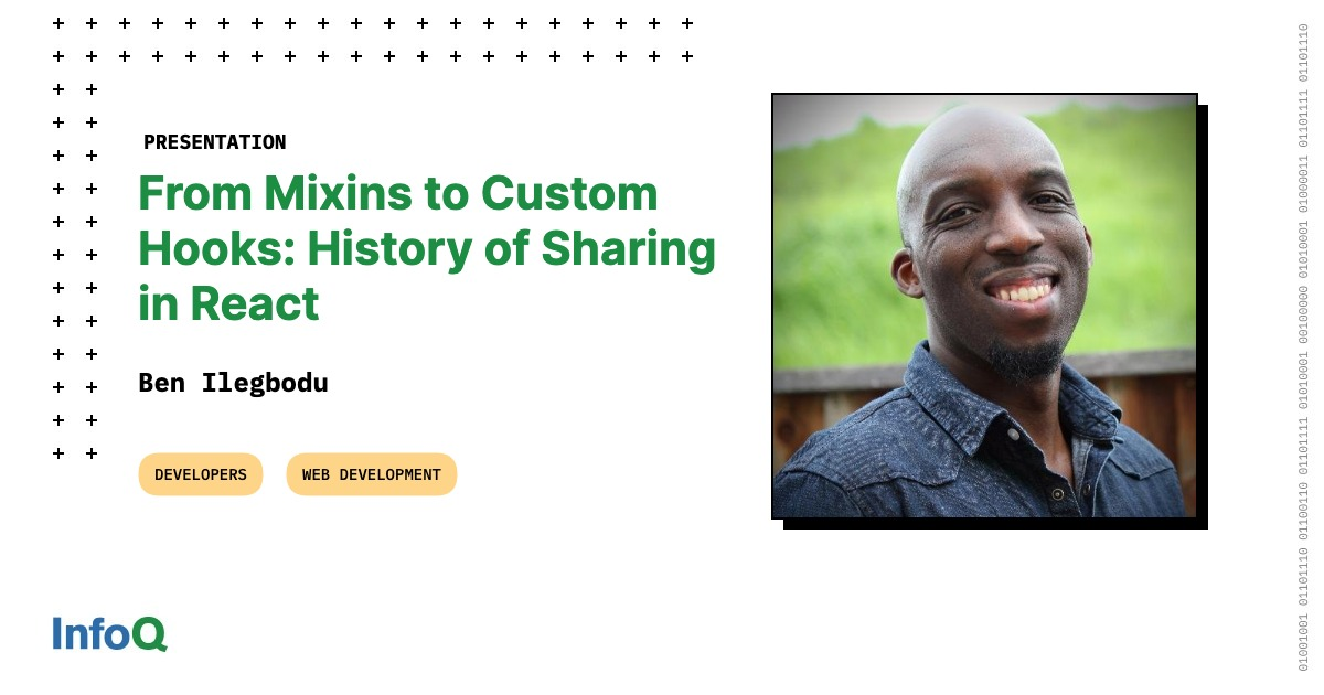 From Mixins to Custom Hooks: History of Sharing in React