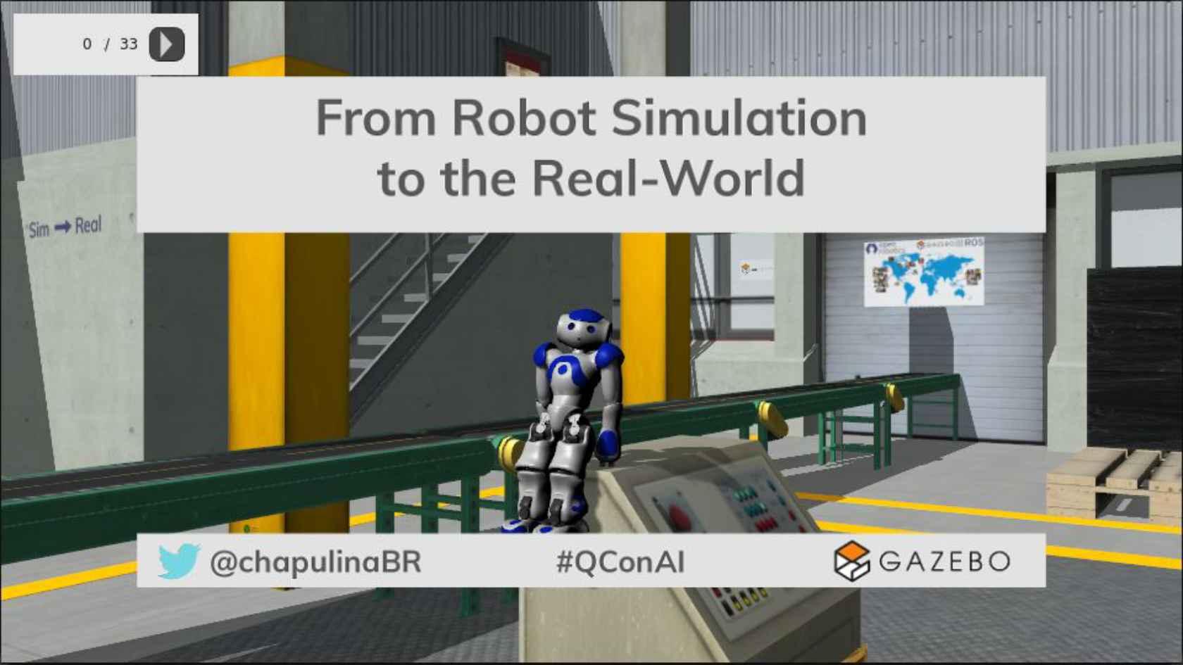 Rail robot programming language