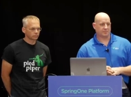 SDLC for Pivotal Platform Powered by Spring Initializr, Concourse, and Spinnaker