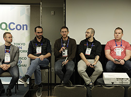 QCon SF 2018: Security Panel