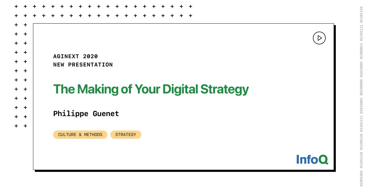 The Making of Your Digital Strategy