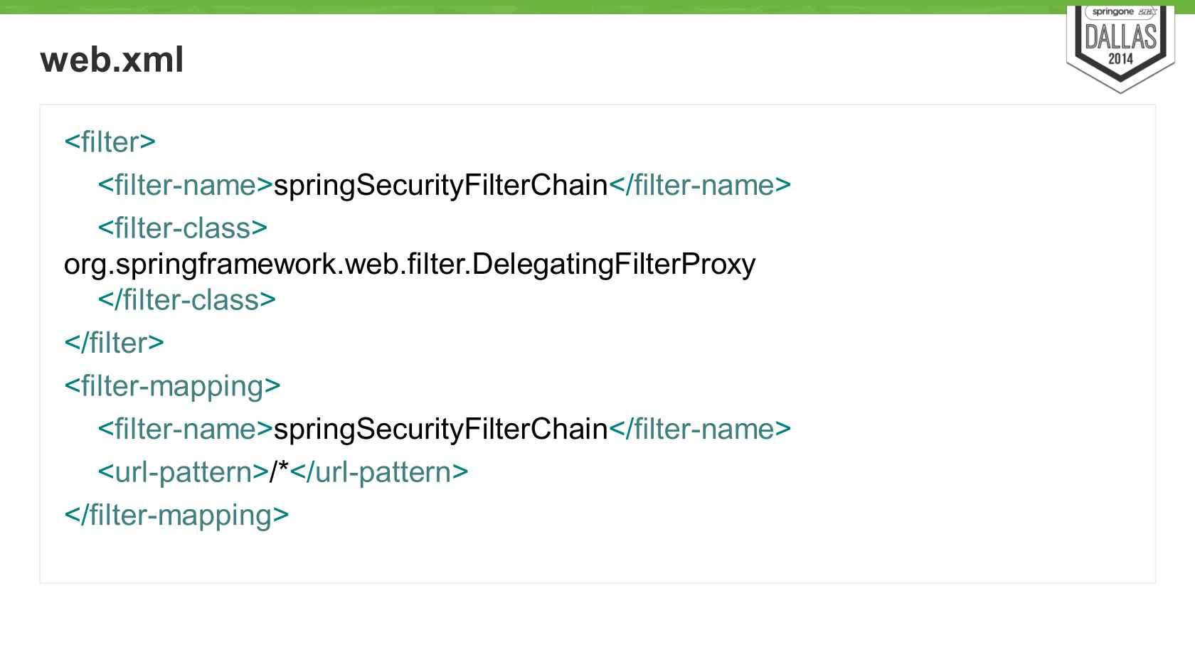 From 0 to Spring Security 4 0