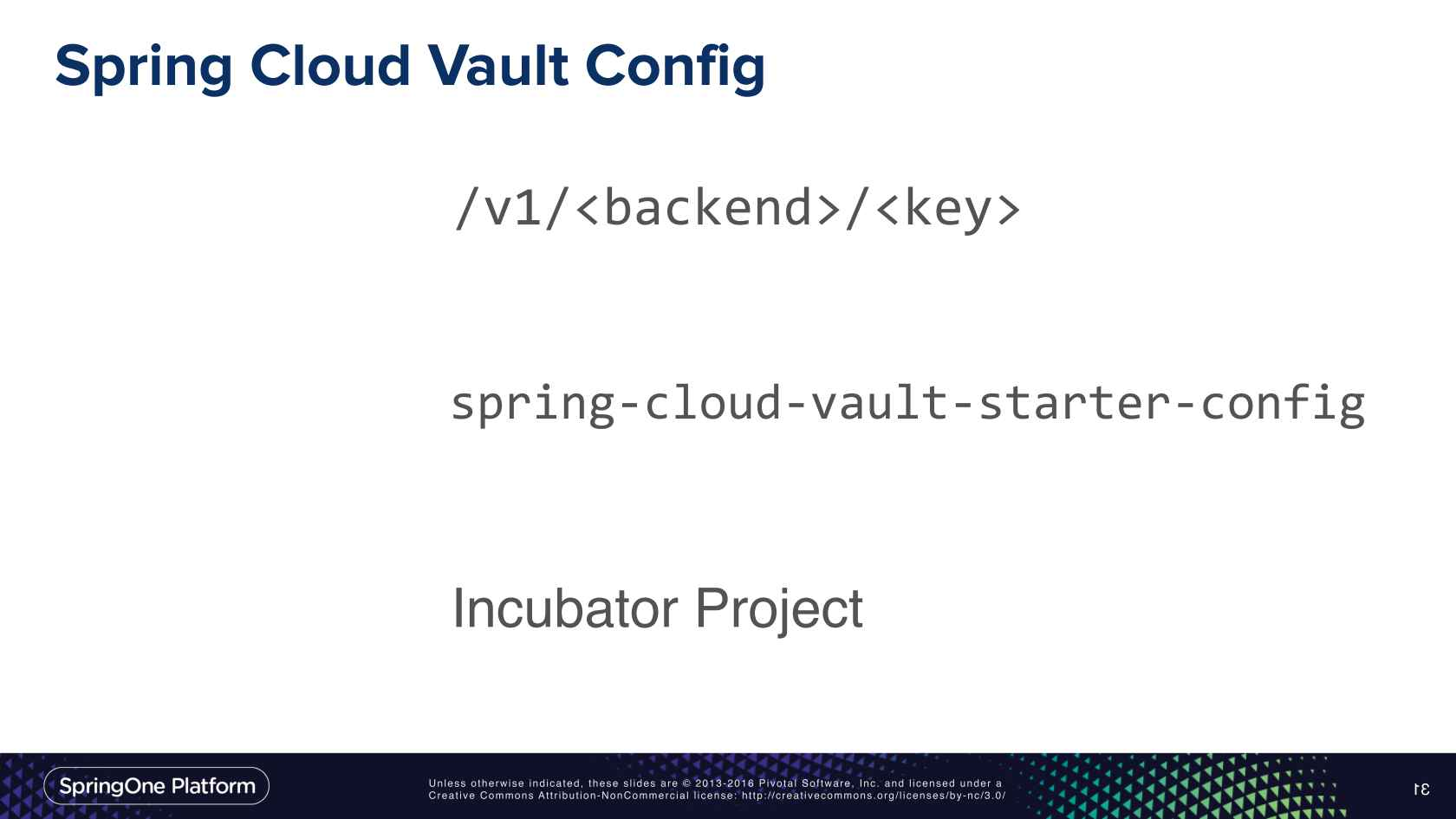 Spring Cloud with Consul and Vault