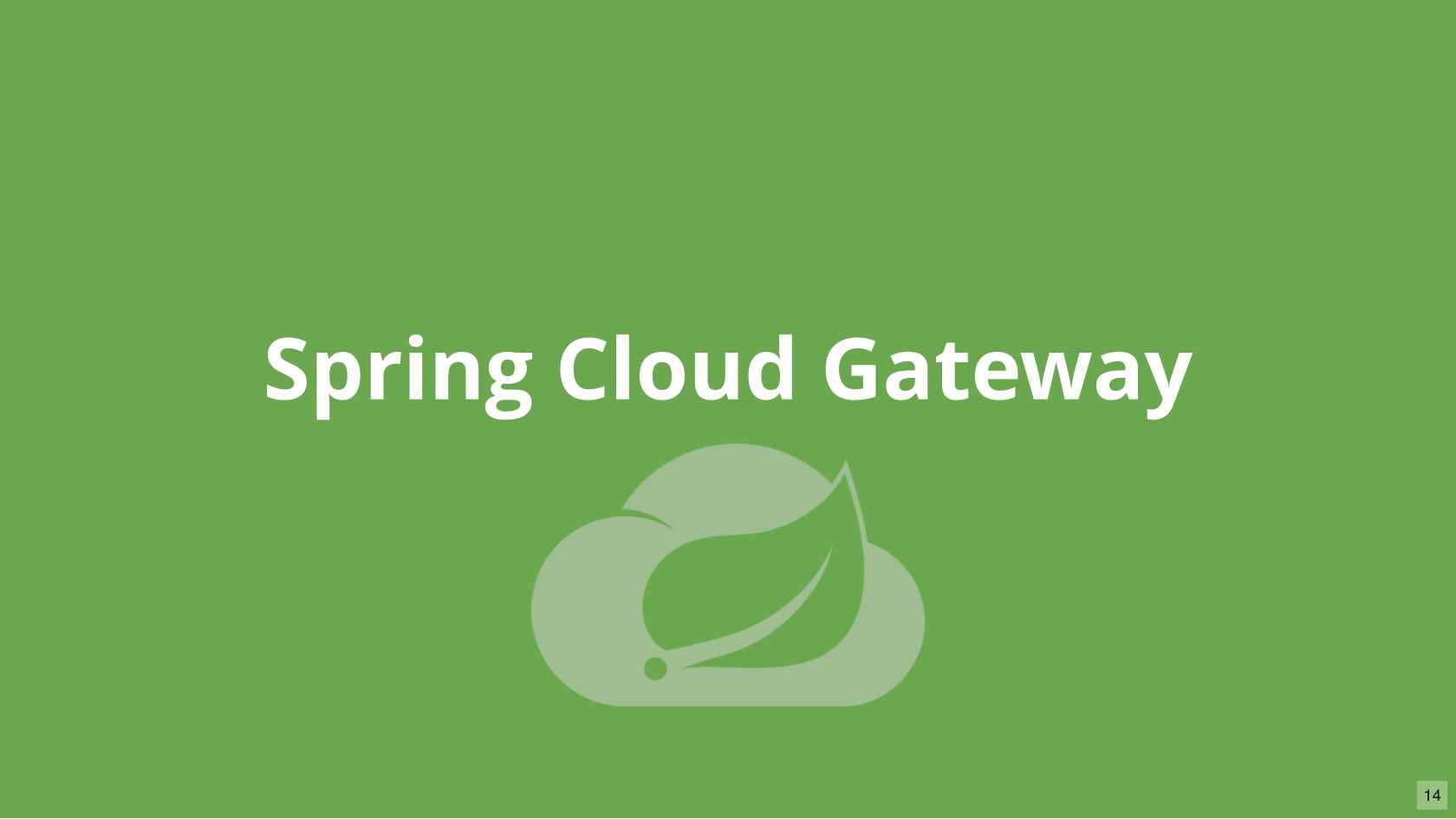 Try These Spring Cloud Gateway Example {Mahindra Racing}