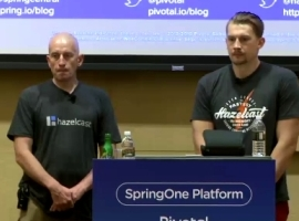 Spring Data Hazelcast: Fluently Accessing Distributed Repositories