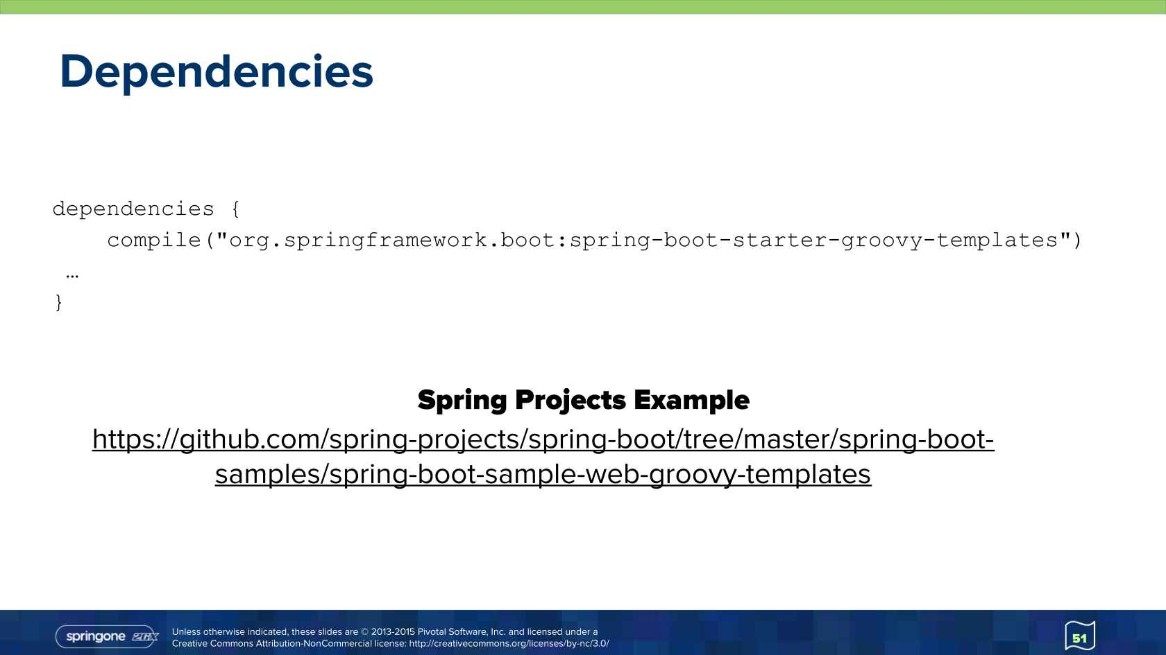 Spring Boot and Groovy