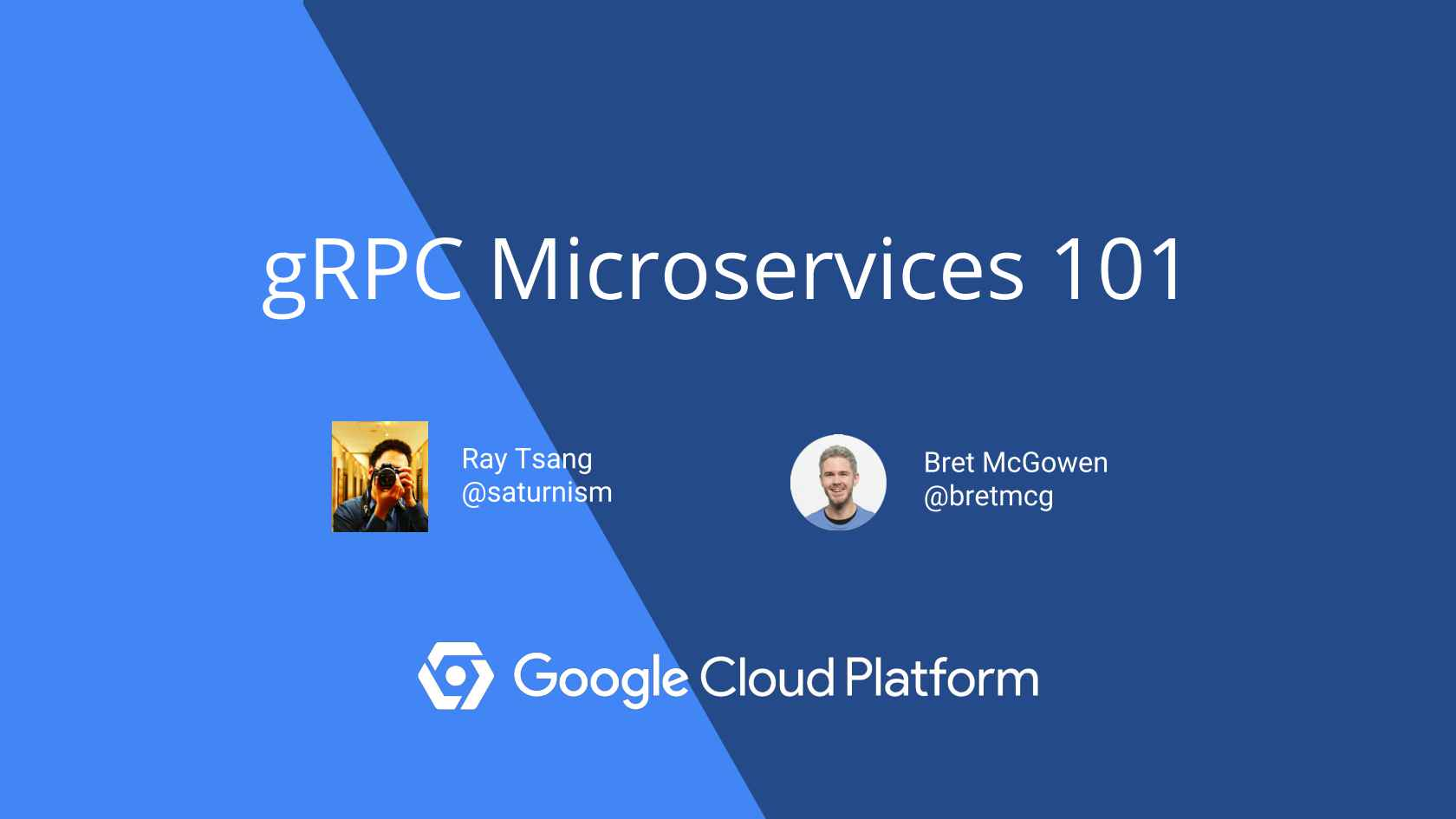 gRPC 101 for Spring Developers