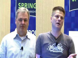 Hadoop Workflows and Distributed YARN Apps using Spring Technologies