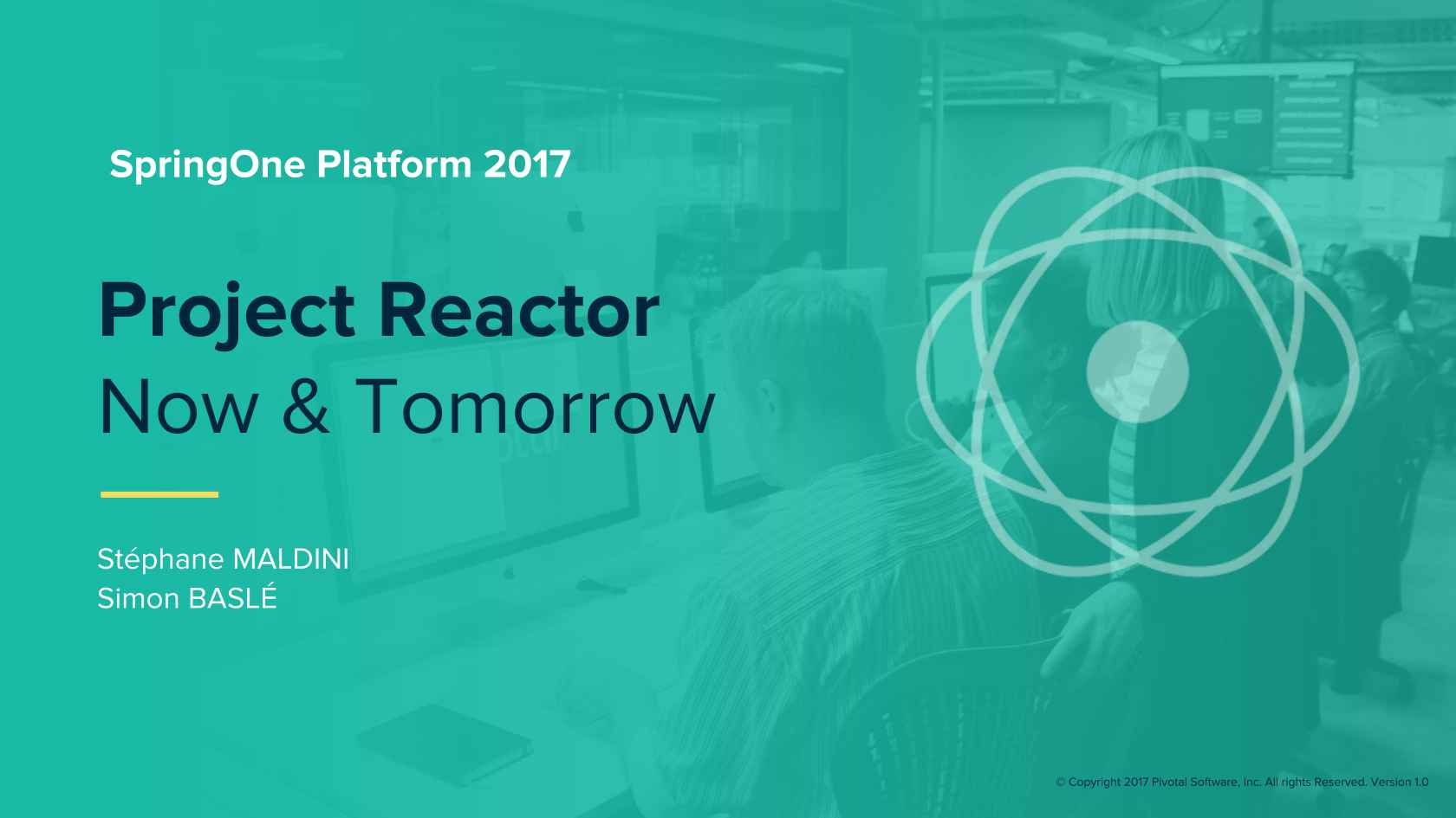 Project Reactor: Now and Tomorrow