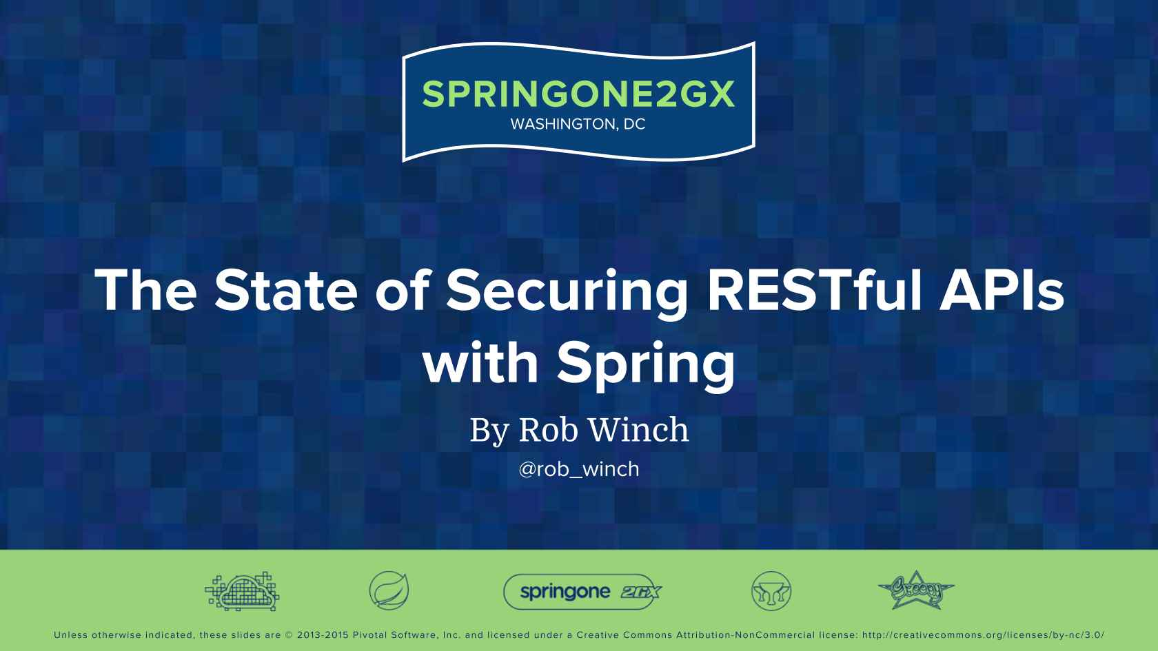 The State of Securing RESTful APIs with Spring