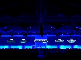 SpringOne Platform 2018 Keynote 2: Multi-Platform Continuous Delivery, Agile in the Military,  Enterprise Security and Reactive Programming including RSocket and R2DBC