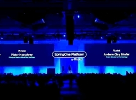 SpringOne Platform 2018 Keynote 3: Customer Case Studies Including Rabobank, Stubhub and DBS, Open-source at Pivotal and Batch Processing in the Cloud