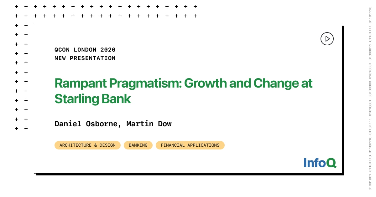 Rampant Pragmatism: Growth and Change at Starling Bank