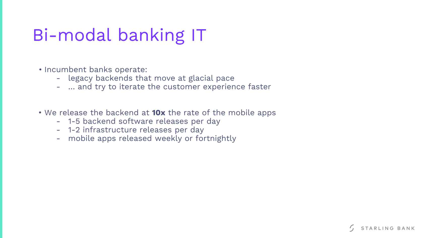 Building a Reliable Cloud-Based Bank in Java