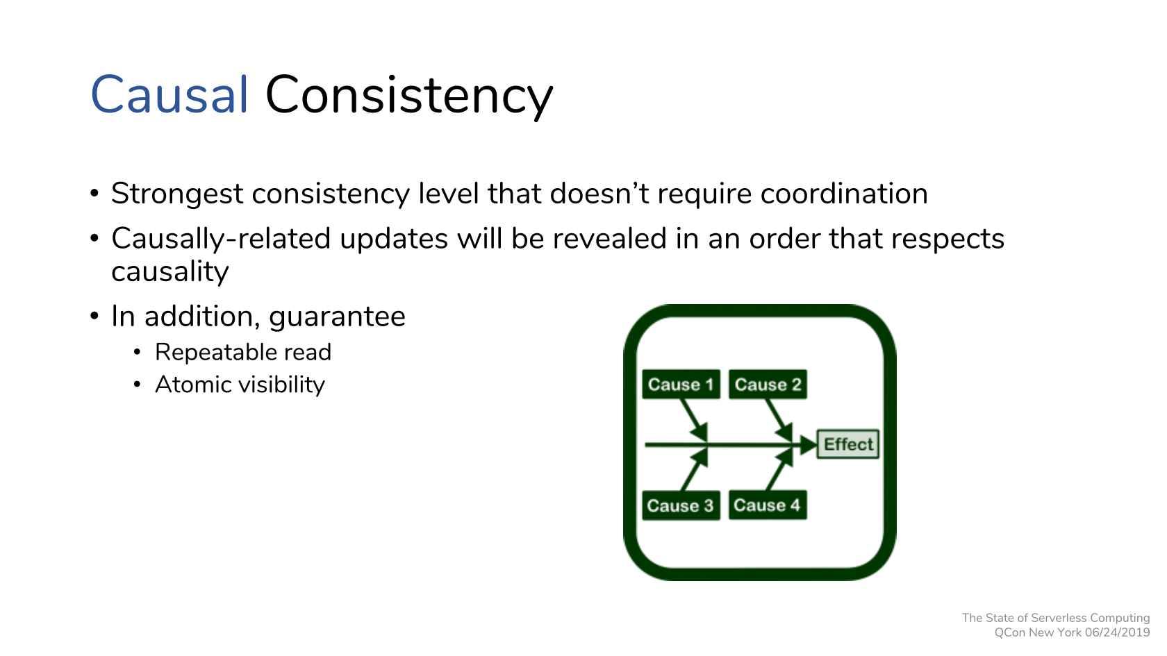 The State of Serverless Computing