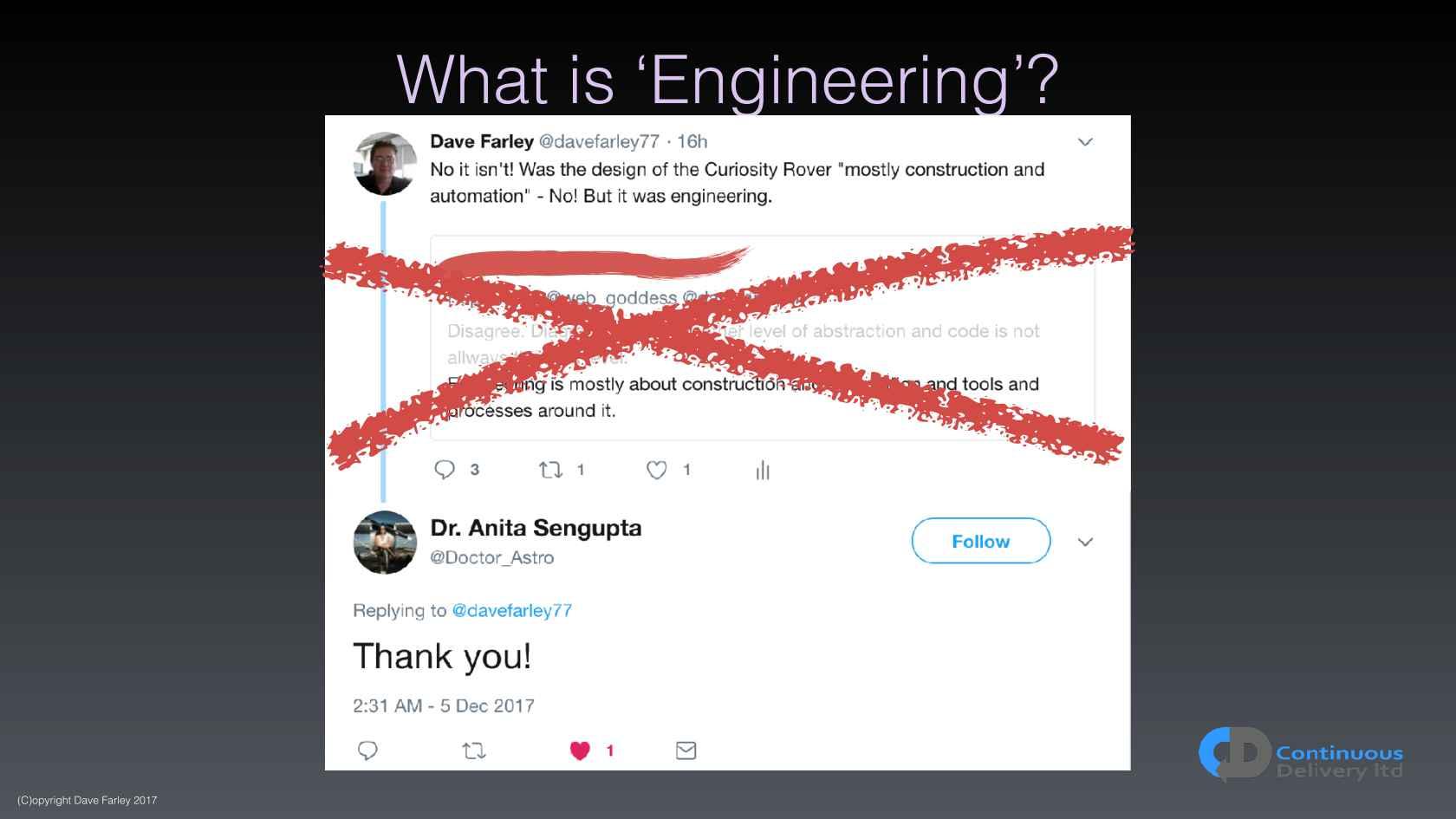"Taking Back ""Software Engineering"""