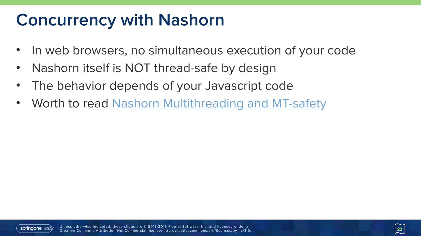 Isomorphic Templating with Spring Boot, Nashorn and React