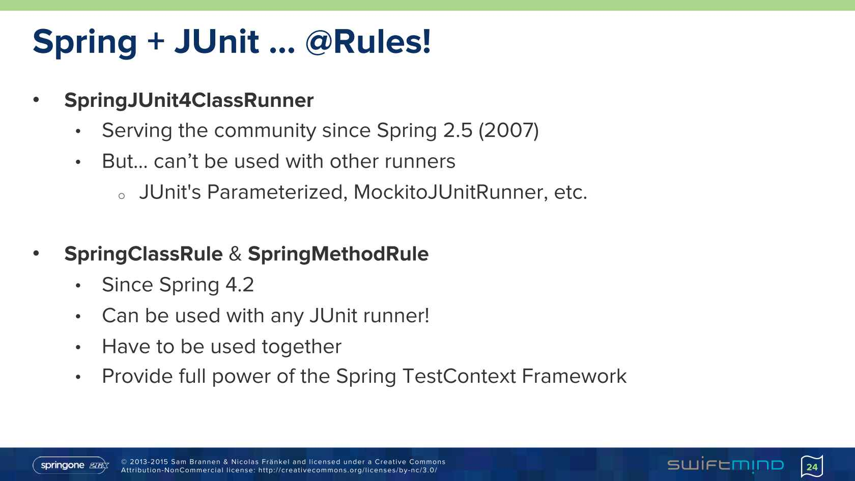 Get the Most out of Testing with Spring 4 2