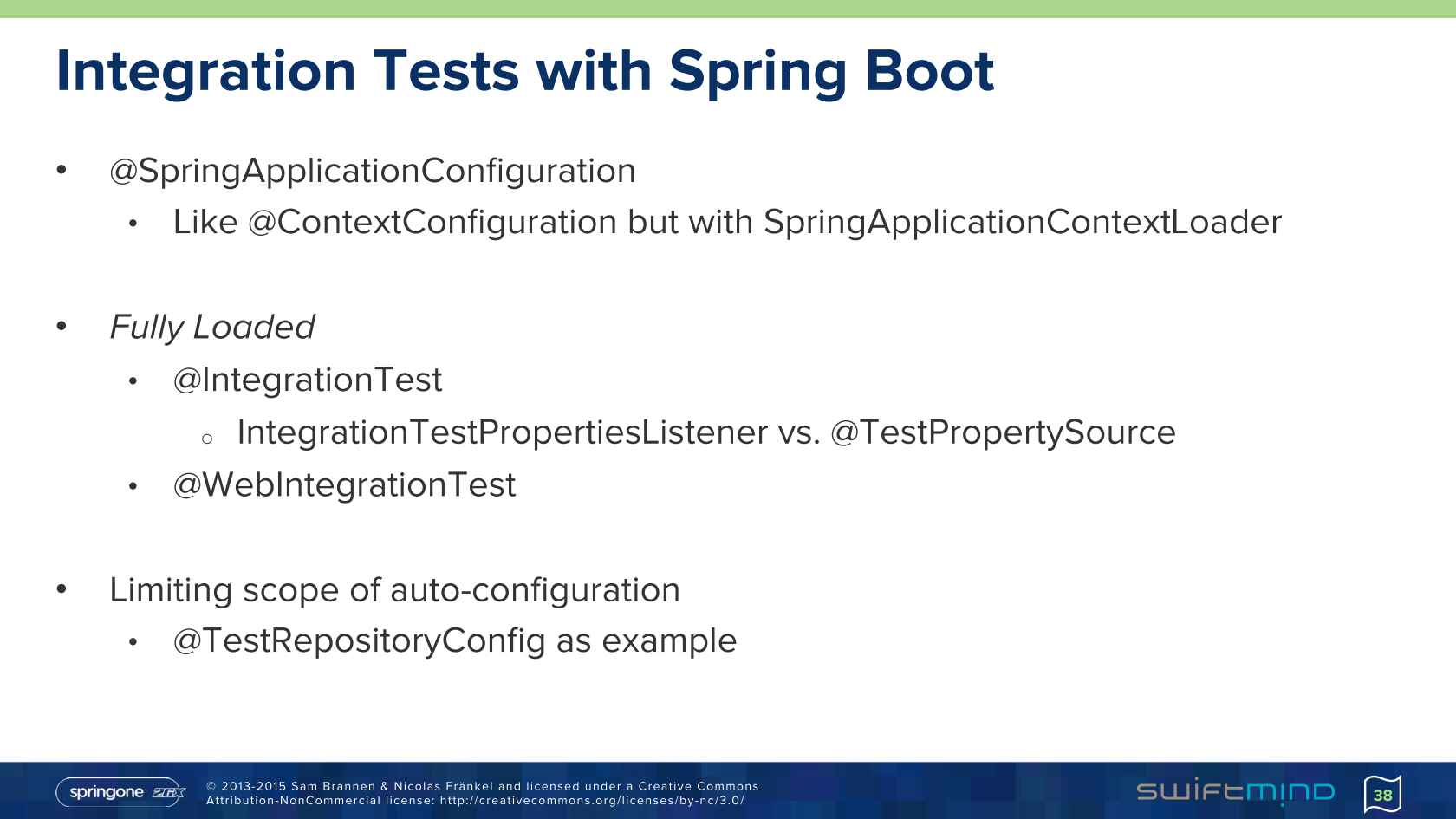 Get the Most out of Testing with Spring 4.2