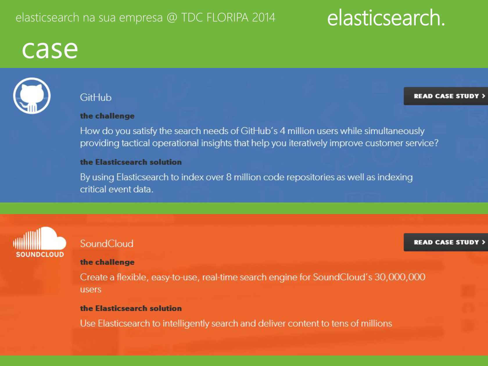 Utilize todo o poder do ElasticSearch na sua empresa!