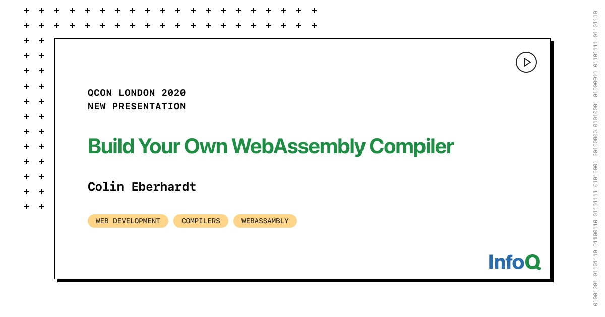 Presentation: Build Your Own WebAssembly Compiler - RapidAPI