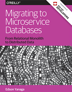 Migrating to Microservice Databases: From Relational Monolith to Distributed Data